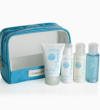 Crabtree & Evelyn La Source Traveler