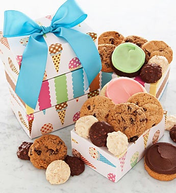 Cheryl?s Ice Cream Inspired Cookie Bundle Gift
