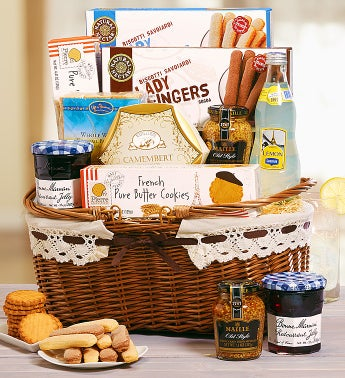 Deluxe French Country Basket