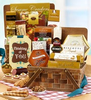 Delectable Duo Gourmet Gift Baskets