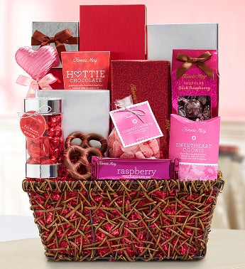 Fannie May� Love Always Gift Basket