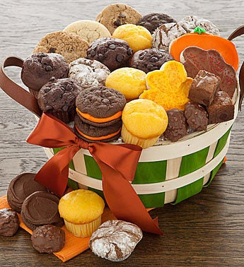 Cheryl's Autumn Bakery Basket