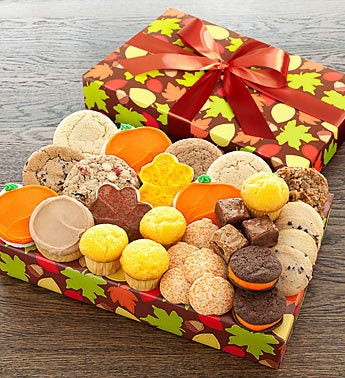 Cheryl's Fall Bakery Sampler