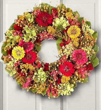 Chelsea Garden Wreath