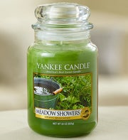 /Meadow Showers Yankee Candle�