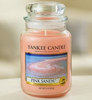 Pink Sands Yankee Candle�