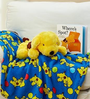 Where?s Spot? Blanket
