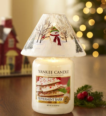 Peppermint Bark Yankee Candle