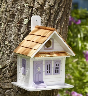 Crescent City Cottage Birdhouse