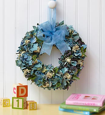 Magical Moments Preserved Wreath
