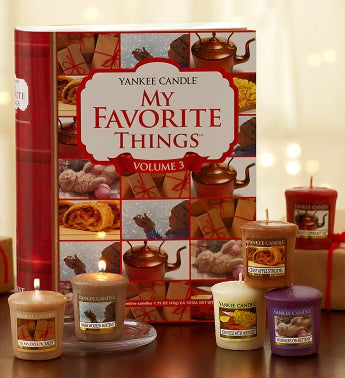 Yankee Candle- My Favorite Things Gift Set