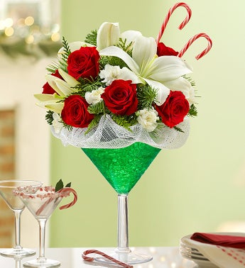 Peppermint Martini Bouquet?
