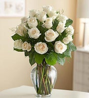 Rose Elegance? Premium Long Stem White Roses