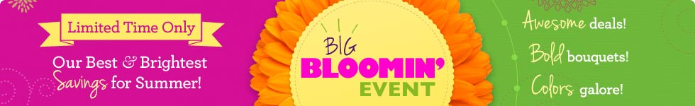 Big Blooming Event