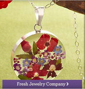 View our Fresh Jewelry Company Collection