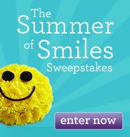 Summer of Smiles Sweepstakes
