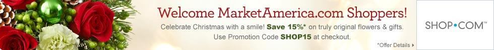 Shop.com Save 15%* promo code: SHOP15